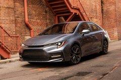 全新一代丰田卡罗拉8月9日上市,先锋版预售价12万元起