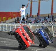 2019中国汽车拉力赛-张掖 启幕