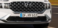 现代汽车已经确认了圣达菲SUV的动力总成系列的进一步细节