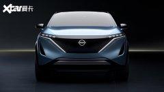 日产Ariya量产版将7月首发 纯电动SUV