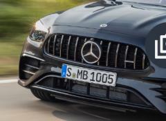 新款梅赛德斯E级双门跑车的起价为4.6万英镑