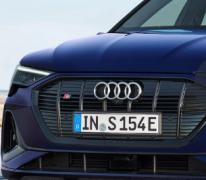奥迪的e-tron SUV在新S外观中更具运动感