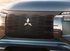 下一代三菱Triton将显着变得更大 更方形