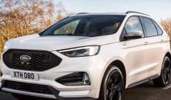 福特的大型SUV配备了新发动机和更多安全套件