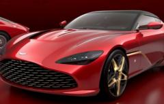 阿斯顿马丁使用了其令人印象深刻的DBS Superleggera轿跑车的机械基础