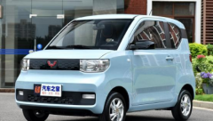 宏光MINI EV将于7月24日开幕的成都车展中正式上市