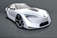 丰田Supra概念车将亮相北美国际车展