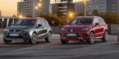 西亚特取消了全新Tarraco的封面 这是西班牙汽车制造商生产的首款大型SUV