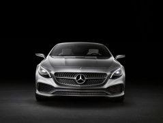 奔驰S级酷派量产版明年发布 外观接近概念车