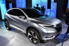 新款本田Urban SUV概念车将亮相东京车展
