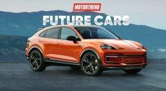 保时捷Macan将推出纯电动力车型 将于2022年发布