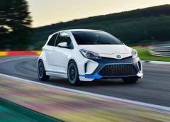 丰田雅力士Hybrid-R 将在法兰克福首发