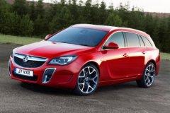 改款欧宝Insignia VXR SuperSport将发布