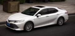 评测:丰田凯美瑞怎么样  丰田凯美瑞最新价格