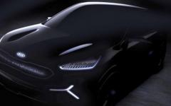 起亚Niro EV概念车将在2020CES上首次亮相