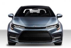 丰田汽车希望恢复对四门轿车市场的兴趣