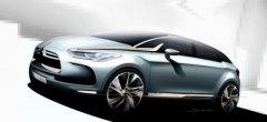 雪铁龙DSX概念车将亮相上海车展