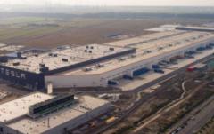 特斯拉上海超级工厂的产能即将到达一个新的里程碑