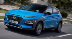2020年现代Kona Hybrid在英国的起价为40,100美元