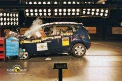 新福特嘉年华获Euro-NCAP五星安全评级
