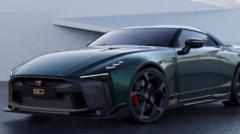 显示日产GT-R50的生产版本 预计于2020年末开始交付