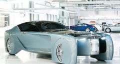 劳斯莱斯VISION NEXT 100可能是劳斯莱斯的未来 但这不是汽车