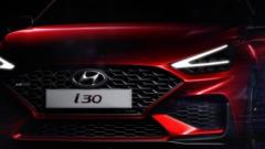 2020年现代i30改款与N Line预览 在日内瓦车展上首次亮相
