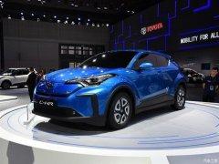 广汽丰田C-HR EV有望于2020年4月上市