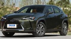 雷克萨斯正式宣布将于今年年底在欧洲推出首款纯电动车型UX 300e