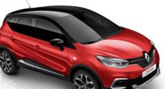 雷诺与新款Clio一起 还将Captur系列更新为具有三个装饰级别