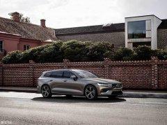 全新沃尔沃V60正式发布 今年将国内上市