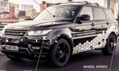 路虎正在不断努力将自动驾驶技术引入其汽车