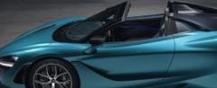 新款迈凯轮720S Spider具有特殊的碳纤维盘区系统