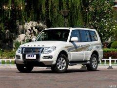 售38.98万元 三菱帕杰罗新增车型上市