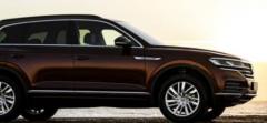 大众汽车宣布新款途锐SUV将在其阵容中使用其第一台汽油发动机