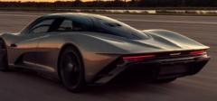 迈凯轮也刚刚完成了其神话般的Speedtail的测试阶段