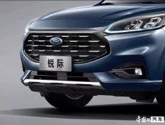 长安福特Escape正式公布中文命名为锐际 广州车展亮相