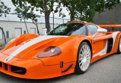 这款玛莎拉蒂MC12的价格不到200万美元