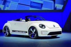 大众E-Bugster概念车北京车展将首发