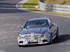奔驰C63 S Coupe搭4.0T发动机 明年上市