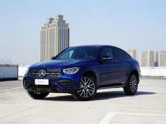 新款奔驰GLC Coupe将于广州车展上市
