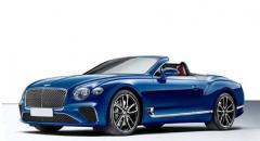 新款宾利欧陆GT作为敞篷车将令人赞叹
