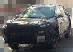 Jeep首款国产车型,自由光国内曝光