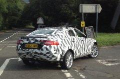捷豹SUV再曝光 2015年春季上市销售