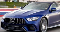 新款梅赛德斯奔驰-AMG GT 4门双门轿跑车的价格最高公布