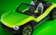 大众汽车将未来的电动概念复兴为经典沙滩车