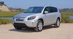 丰田RAV4电动车美国上市 售49800美元起