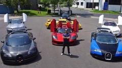 超级跑车收藏家从科尼赛克Agera RS赚了数百万美元